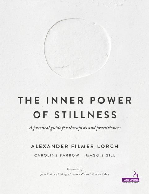 book cover the inner power of stillness