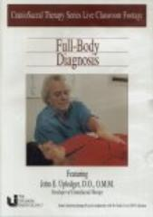 DVD Full Body Diagnosis